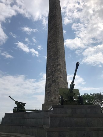 Перед праздником Победы