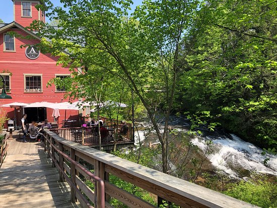 Perfect Wedding! - Review of The Alvah Stone, Montague, MA