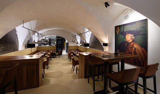 Kaiser Max Kitchen I Bar I Cafe: Gastraum