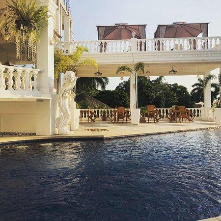 Mykonos Villa pool