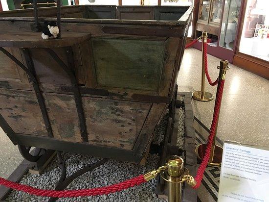 Royal Cornwall Museum: Early transportation