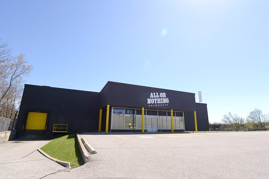 All or Nothing Brewhouse & Distillery