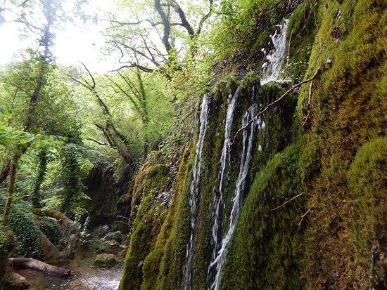 Skra Waterfalls
