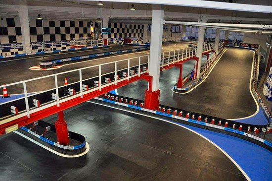 Adrenaline Kart Indoor