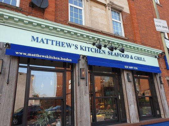Matthew's Kitchen Seafood Photo