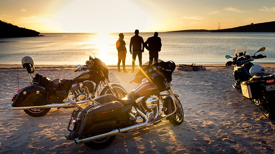 EagleRider Motorcycles Rentals & Tours San Diego