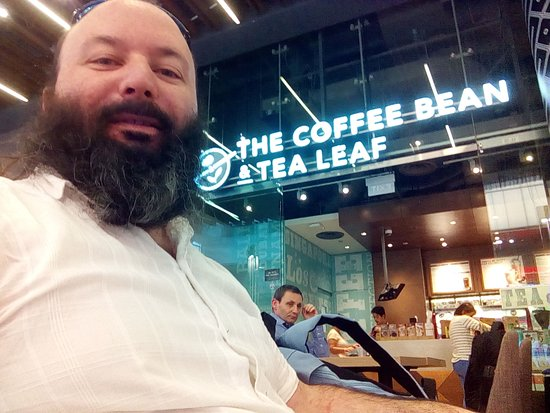 Best Kosher Restaurant In Singapore Review Of The Coffee Bean And Tea Leaf Singapore Singapore Tripadvisor