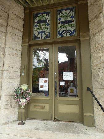 Iris at the Basin Park: Front Doors