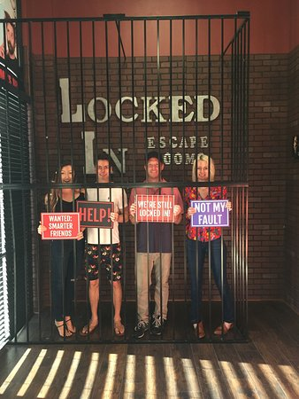 Locked In Escape Room Middleburg 2019 All You Need To
