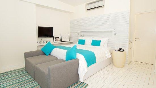 Kandoomaafushi Island: Guest room