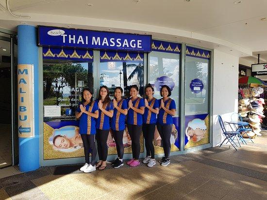 Beach Thai Massage Mooloolaba