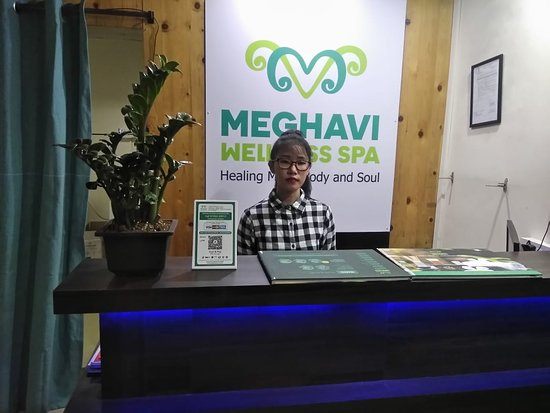 Meghavi Wellness Spa - Bangalore