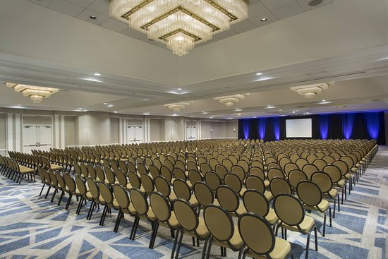 Sheraton Mahwah Hotel: Meeting room