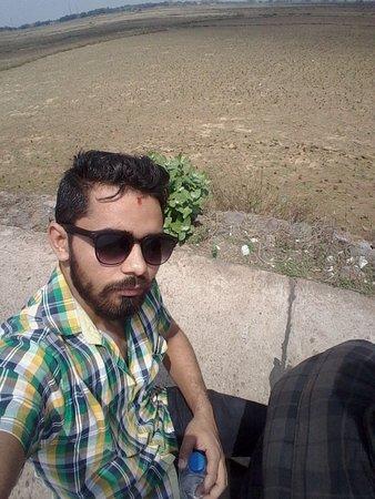 Khurda District, الهند: bike tour