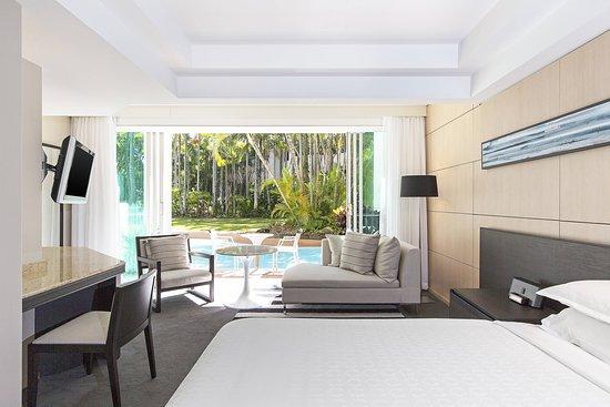 Sheraton Grand Mirage Resort, Gold Coast: Guest room