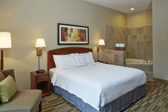 Courtyard Minneapolis St. Paul/Roseville: Guest room