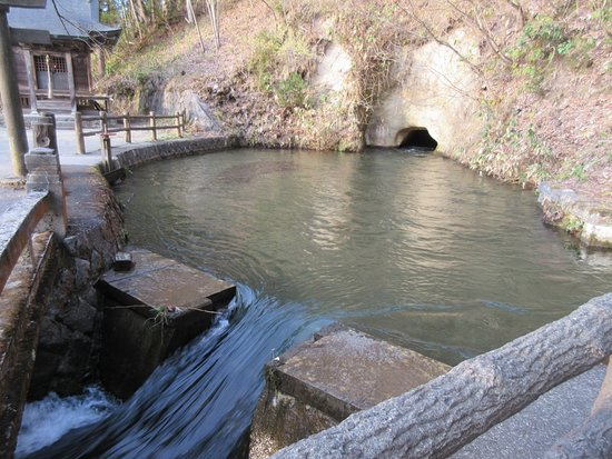 Tonokuchizeki Cave