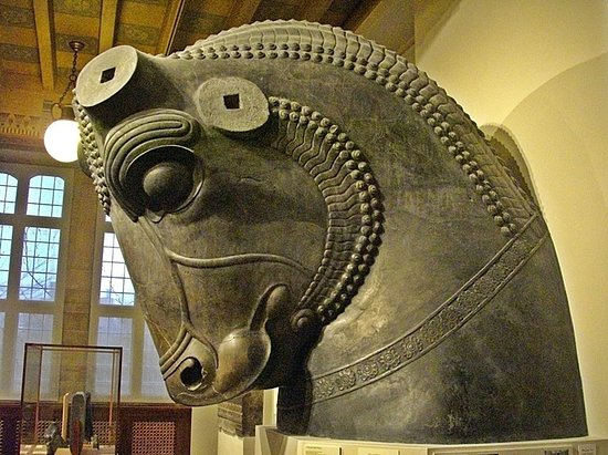 The Queen S Palace Was Built By King Xerxes And It Is Relatively Lower Than Other Palaces In Persepolis Now This Place Is Used As Persepolis Museum Picture Of Persepolis Tripadvisor