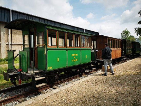 Train à Vapeur du Beauvaisis