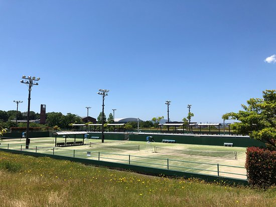 Matsue Sports Park Municipal Tennis Center