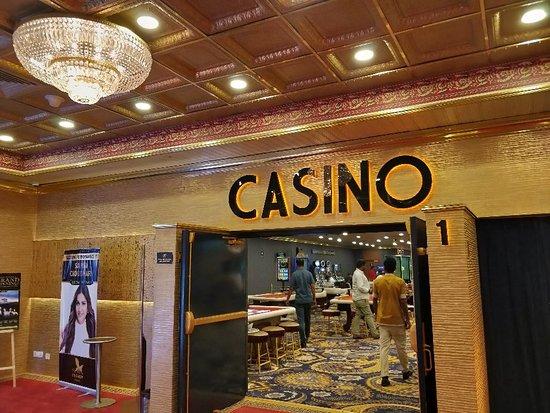 Есть ли казино в индии казино игра в кости