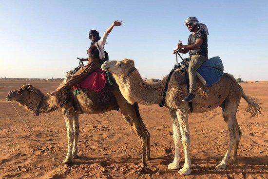 Marruecos con Salem