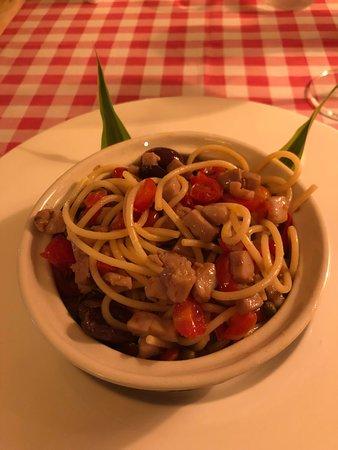 Giulietta e Romeo : Sicilian tuna pasta