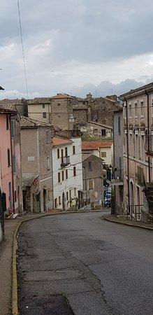 Sipicciano, Włochy: Vista verso il centro storico