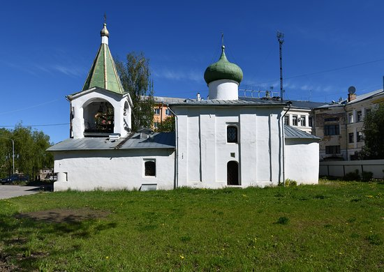 Prepoloveniya pyatidesyatnitsy Church