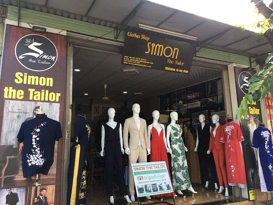 ‪Simon The Tailor‬
