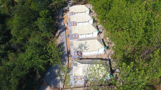Reception – obrázok Dev Bhoomi Farms & Cottages, Dharamsala - Tripadvisor
