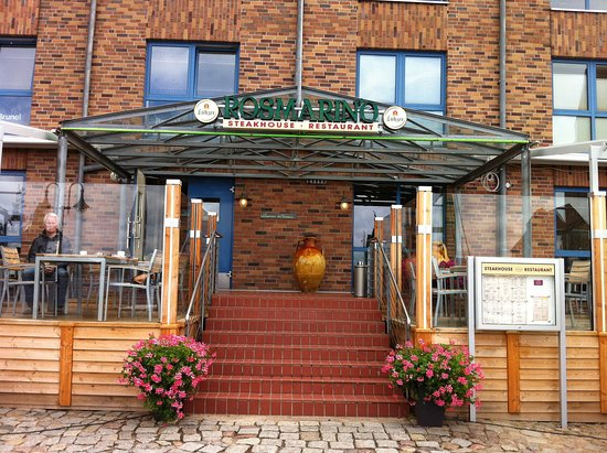 Rosmarin'o Eingang