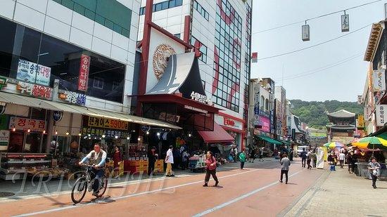 Suwon Yongdong Market