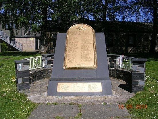 Llanrwst War Memorial