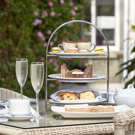 The Royal Hotel- Afternoon Tea