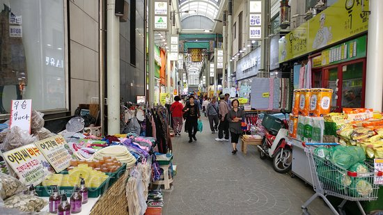 Paldalmun Market
