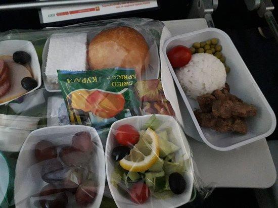 Foto de Uzbekistan Airways