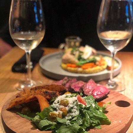 Wildflour Cafe' & Restaurant: Just amazing!