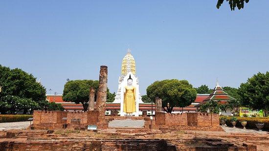 Charming Buddha Image