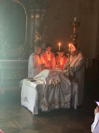 Coptic Church Prague