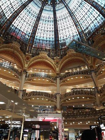 Carte Black Galerie Lafayette.Galeries Lafayette Paris Haussmann Tips To Know Before You Go