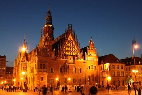 Anna Osypiuk Tours of Wroclaw