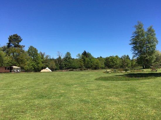 Stargazer Exterior – Foto de Le Ranch Camping, Madranges - Tripadvisor