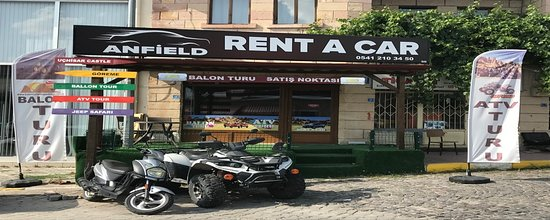 Anfield Rent a Car
