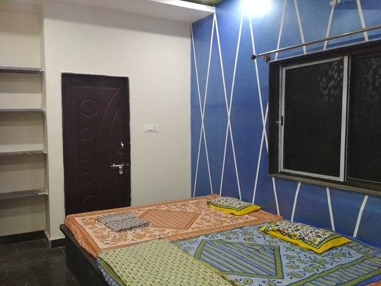 Ganagapur is a holy place of Lord Dattatraya. Lot of people visit, find difficult for good place to stay. Here is Trimurty Datta Residency, contact 9980532880. Very nice accommodation in very reasonable price.