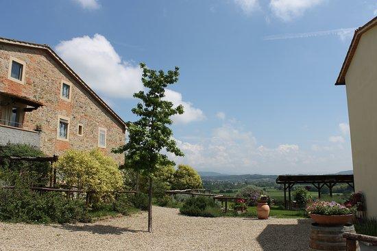 Province of Arezzo, Italija: Agriturismo Dimore di Poggianto