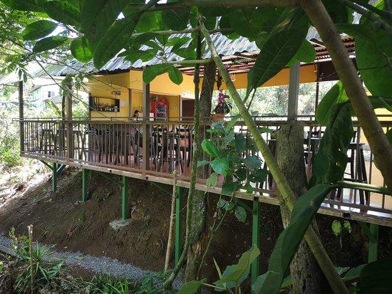 Restaurante La Terraza Bijagua Bijagua De Upala