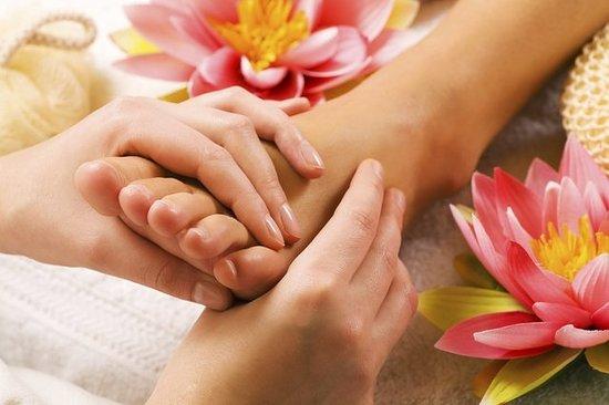 Nehren, Alemania: Fußmassage