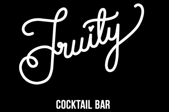 Fruity Cocktail Bar