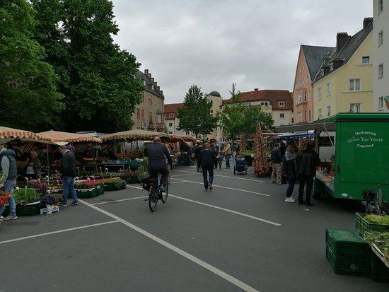 Gießener Wochenmarkt